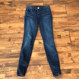 Guess jeans (skinny- very stretchy)